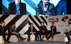 Συνέδριο IMC16  με Χρυσό Χορηγό τη Liquid Media